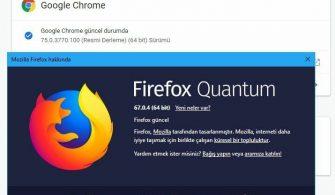 chrome-firefox-guncelleme-devre-disi-birakma
