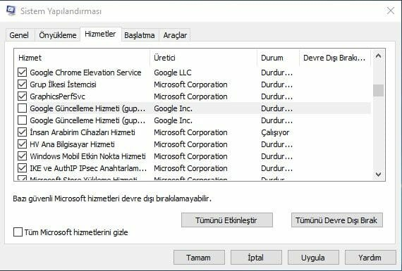 windows 10da chrome ve firefox otomatik guncelleme nasil devre disi birakilir 2