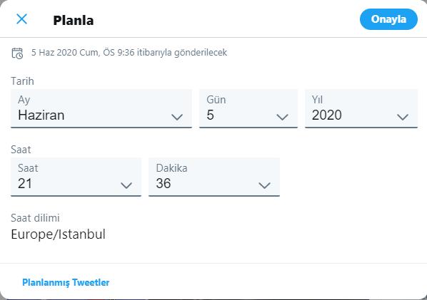 Twitter Yeni Güncelleme İşte Detaylar 2 – Screenshot 3