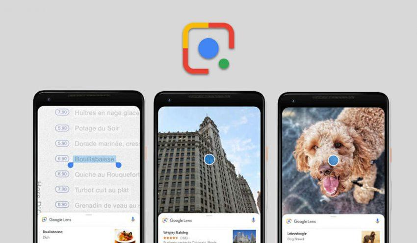 Google Lens İle Fotoğraftan Yazıyı Kopyala