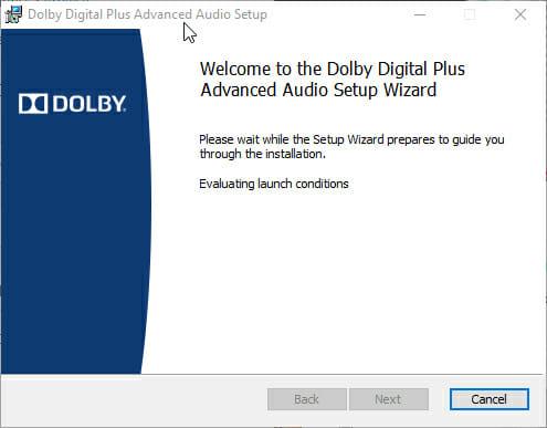 Windows 10'da Dolby Audio nasıl kurulur