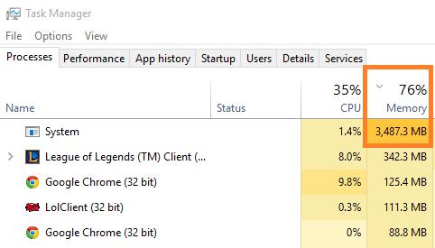 Windows 10 Yüksek CPU ve Disk Kullanımı Sorunu Düzeltme