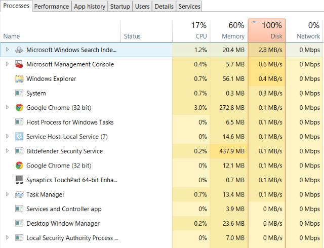 windows-10'da-%100-disk-kullanimi-15-adimda-duzeltme