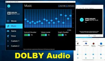 windows 10da dolby audio nasil kurulur
