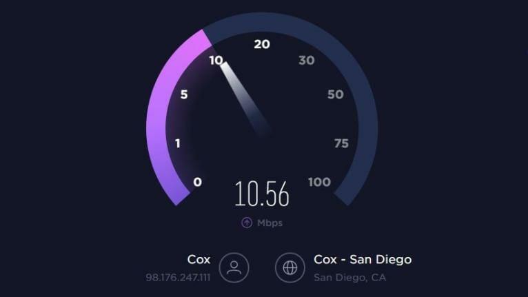 Yavaş Tarayıcı? Chrome'u Nasıl Hızlandırırsınız? 1 – nternet Hızınızı Kontrol Edin