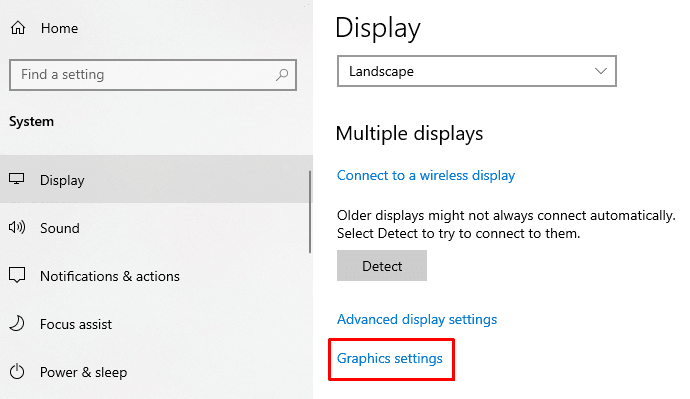 Enable Hardware accelerated GPU scheduling in Windows 10