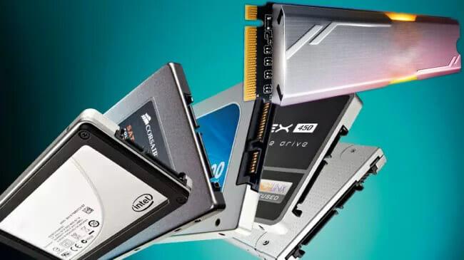 SSD veya M2 Nvme kullanın