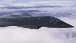 ABD Hava Kuvvetleri gizli uçağını test etti