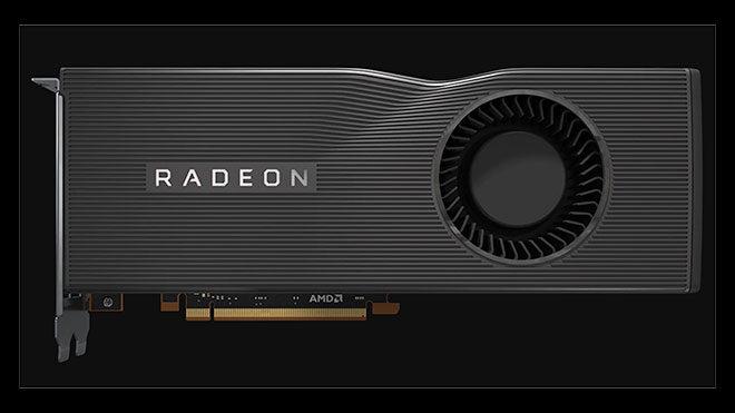 AMD Nvidia Radeon RX 6000