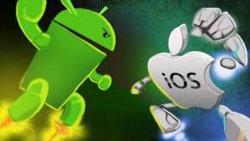 Dünya genelinde Android ve iOS kullanım oranları belli oldu