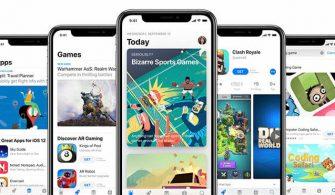Dijital hizmet vergisi ile Apple App Store