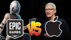 Apple, Epic Games'in geliştirici hesabını resmen kapattı