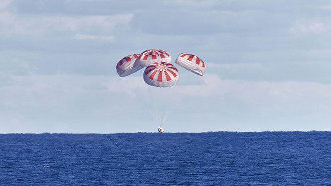 SpaceX, Crew Dragon uzay turizmi
