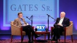 Bill Gates'in babası William Henry Gates II yaşamını yitirdi