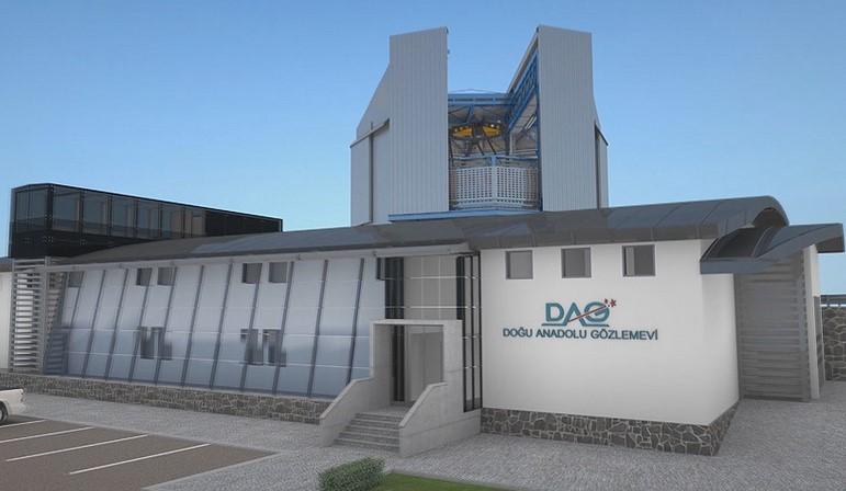 Doğu Anadolu Gözlemevi 2021 de hizmete girecek #1