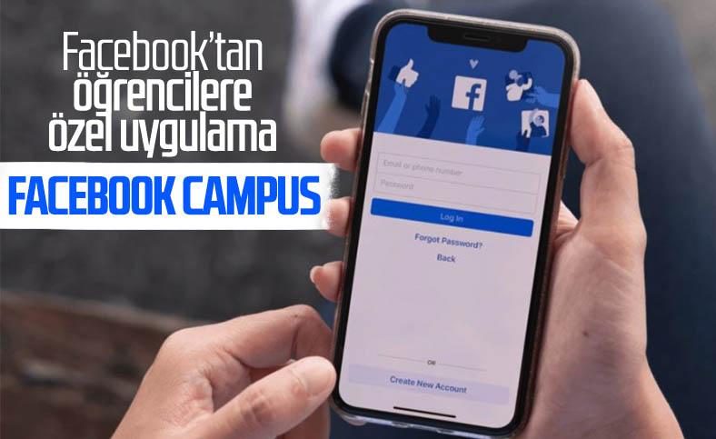 Facebook'tan yalnızca öğrencilerin üye olabileceği sosyal medya platformu: Facebook Campus
