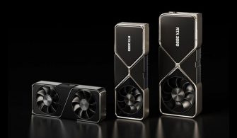Nvidia RTX 3090, Nvidia RTX 3080 ve Nvidia RTX 3070
