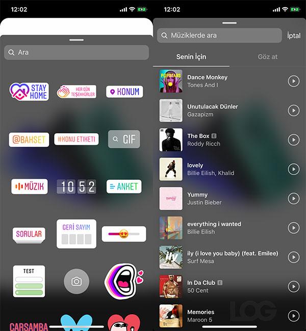 Instagram Öyküler'ine müzik ekleme, müzik yaftayı kullanma [Nasıl Yapılır?] 12 – img 4078
