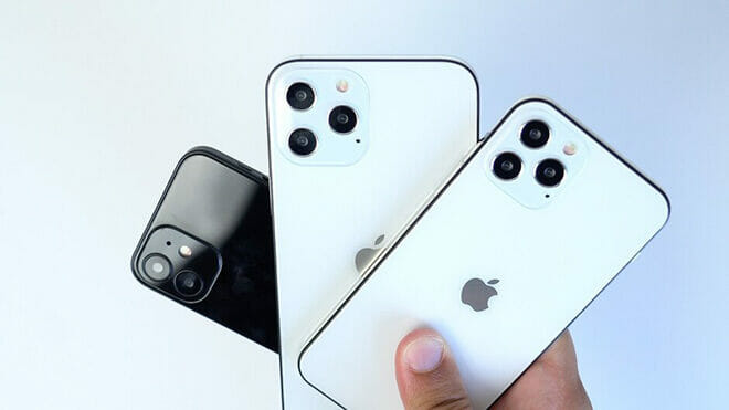 iPhone 12 airtags