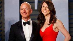 Jeff Bezos'un eski eşi Mackenzie Scott, dünyanın en zengin kadını oldu