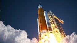 NASA, Ay'a seyahat için kullanacağı roketini ilk defa test edecek