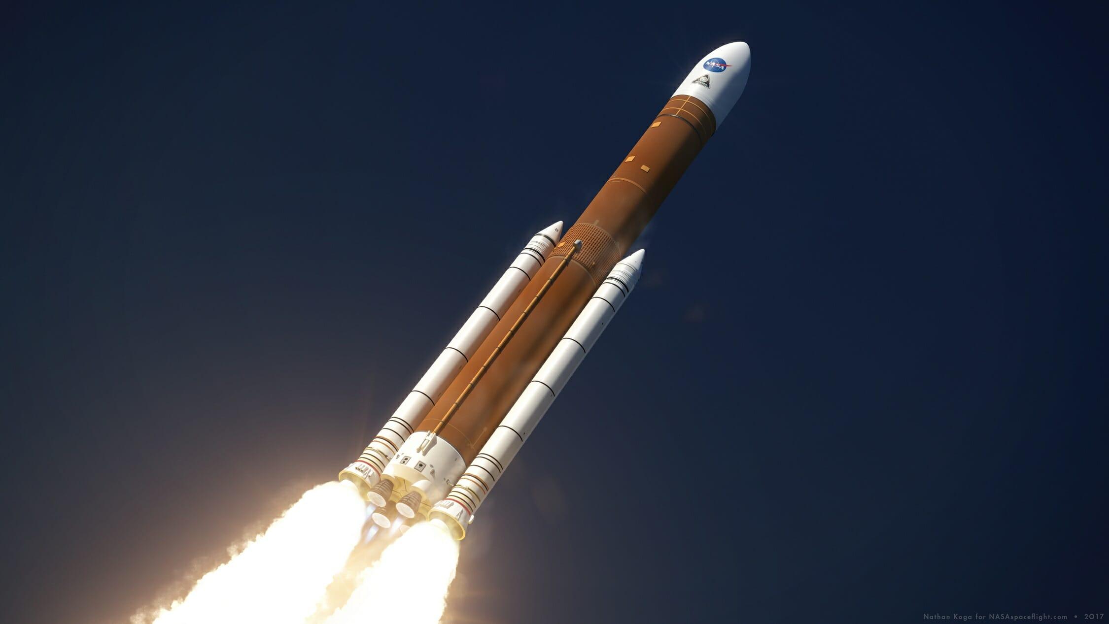 NASA-SLS