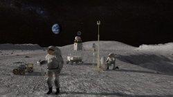 NASA, Ay madenciliği için özel şirketleri destekleyecek