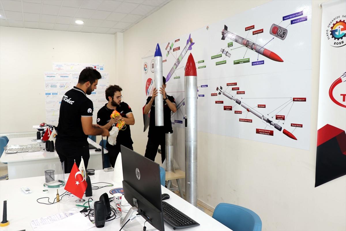 Genç yetenekler, tasarladıkları roketlerle TEKNOFEST te yarışacaklar #4