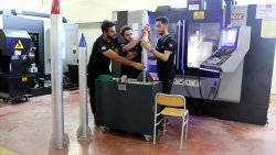 Genç yetenekler, tasarladıkları roketlerle TEKNOFEST'te yarışacaklar