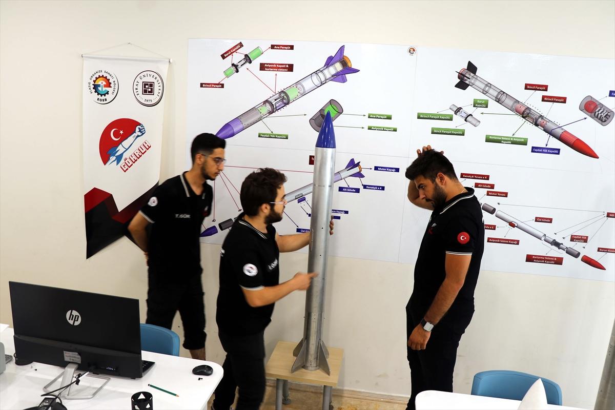 Genç yetenekler, tasarladıkları roketlerle TEKNOFEST te yarışacaklar #3