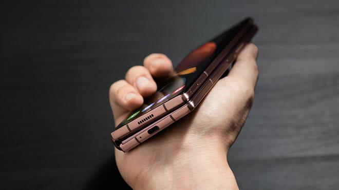 Katlanabilir telefon Samsung Galaxy Z Fold 2'nin Türkiye fiyatı belli oldu 20 – samsung galaxy z fold 2 115