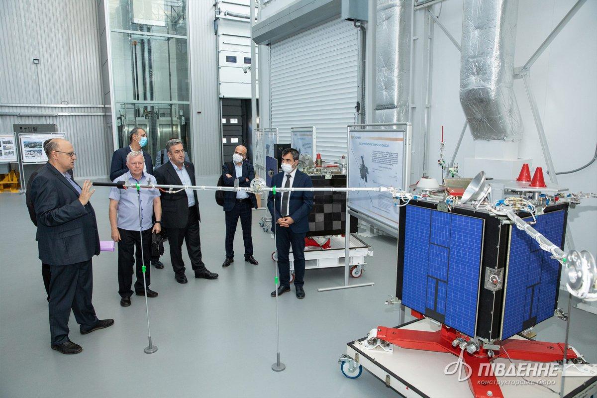 Türkiye Uzay Ajansı ile Ukrayna arasında iş birliği hamlesi #3