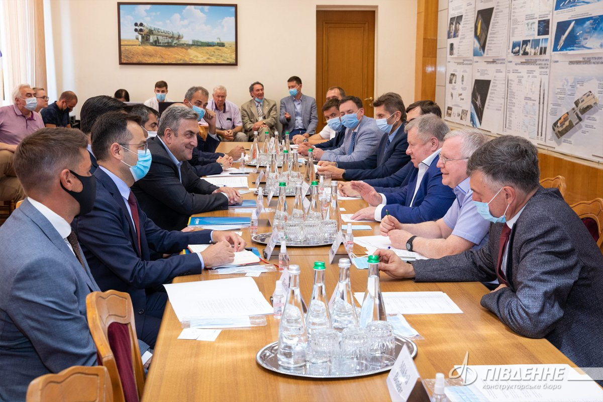 Türkiye Uzay Ajansı ile Ukrayna arasında iş birliği hamlesi #2