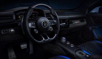Maserati MC20 tanıtıldı! İşte yeni spor otomobilin özellikleri