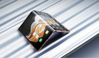 Uygun fiyatlı katlanabilir telefon FlexPai 2 görücüye çıktı! İşte özellikleri, fiyatı