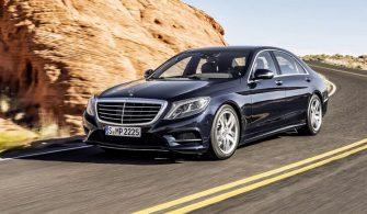 Karoserini hareket ettiren araba yaptılar: Yeni Mercedes S Serisi