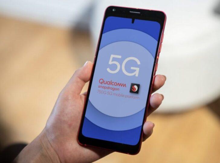 Snapdragon 750G kendini gösterdi