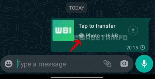 WhatsApp süresi dolan fotoğraflar