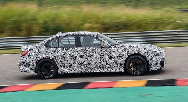 2021 BMW M3 ve 2021 BMW M4-