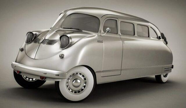 Stout Scarab  Dünyanın en ilginç araba tasarımları