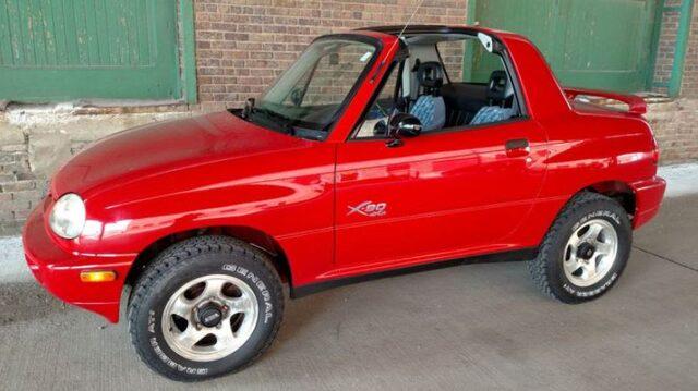Suzuki X90  Dünyanın en ilginç araba tasarımları