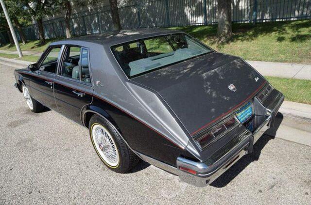 Cadillac Sevilla  Dünyanın en ilginç araba tasarımları