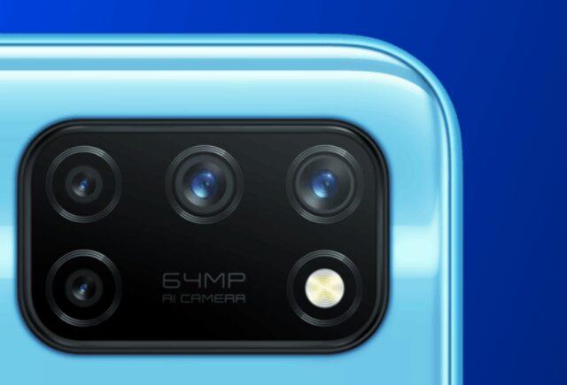 Realme 7i kamera