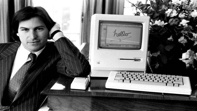 Steve-Jobs kaligrafi