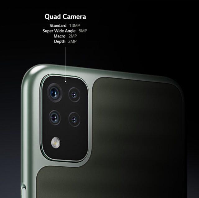 LG K42 kamera