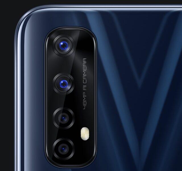 Narzo 20 Pro kamera