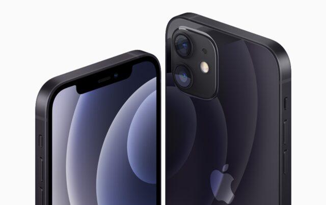 iPhone 12 ve iPhone 12 Mini batarya