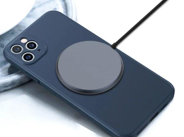 iPhone mıknatıslı şarj