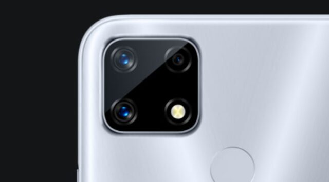 Narzo 20 kamera