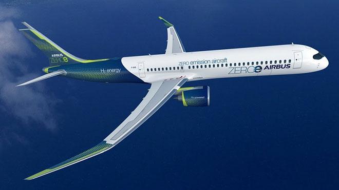 airbus tan hidrojen destekli gelecegi ucak modelleri 4 1